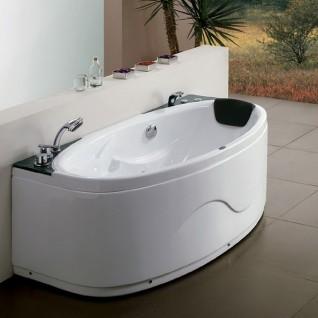 FIBA68 : Guangzhou Factory Price White Massage Bathtub