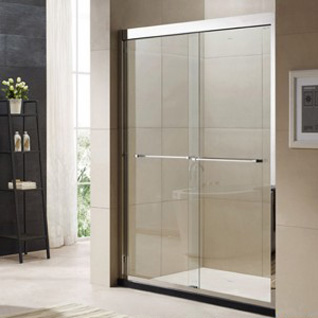 OP55-L22AA-X: The Norman series Glass Shower Room