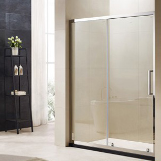 OP62-L21LL: The Green Series Glass Shower Room