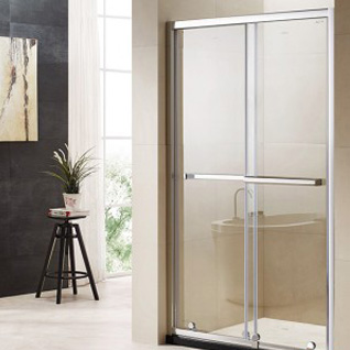 OP63-L22AA: The Noether Series Glass Shower Room