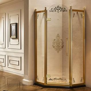 OP81-D31LL-X: The Versaillers Series Glass Shower Room