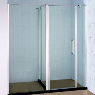 OP82-T4ALL: The Time Series Glass Shower Room