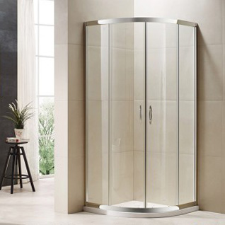 OP91-F42AA: The Elaine Series Glass Shower Room