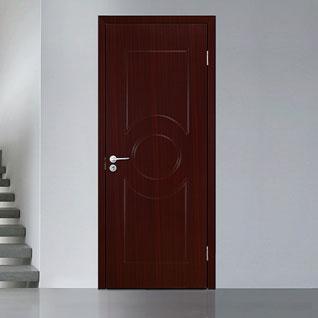 FII62 : Modern High Quality PVC Interior Hinged Door