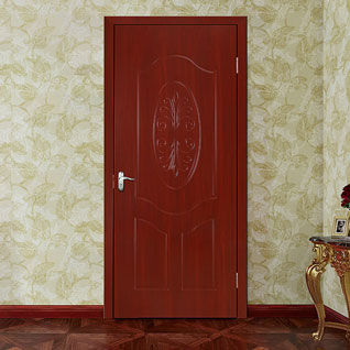 FII65 : Classical Style PVC Interior Hinged Door