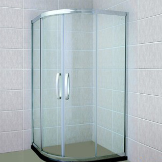 OP54-F42AA: The Monet Series Bathroom Glass Shower Room