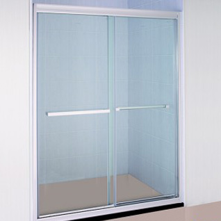 OP55-L22AA: The Norman series Glass Shower Room