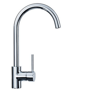 FIK132 : Chrome-plated Kitchen Faucet