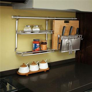 FIK148 : Stainless Steel Kitchen Hanger
