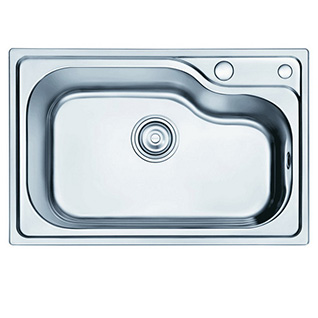 FIK128 : Stainless Steel Kitchen Sink