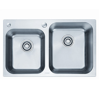 FIK130 : Hot Aale No Step Design Kitchen Sink