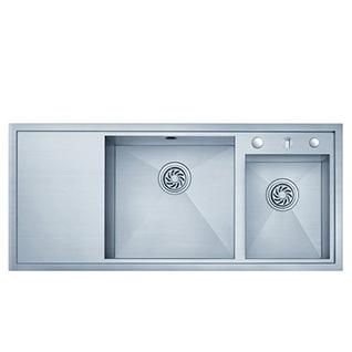 FIK131 : 2 Bowls Kitchen Sink